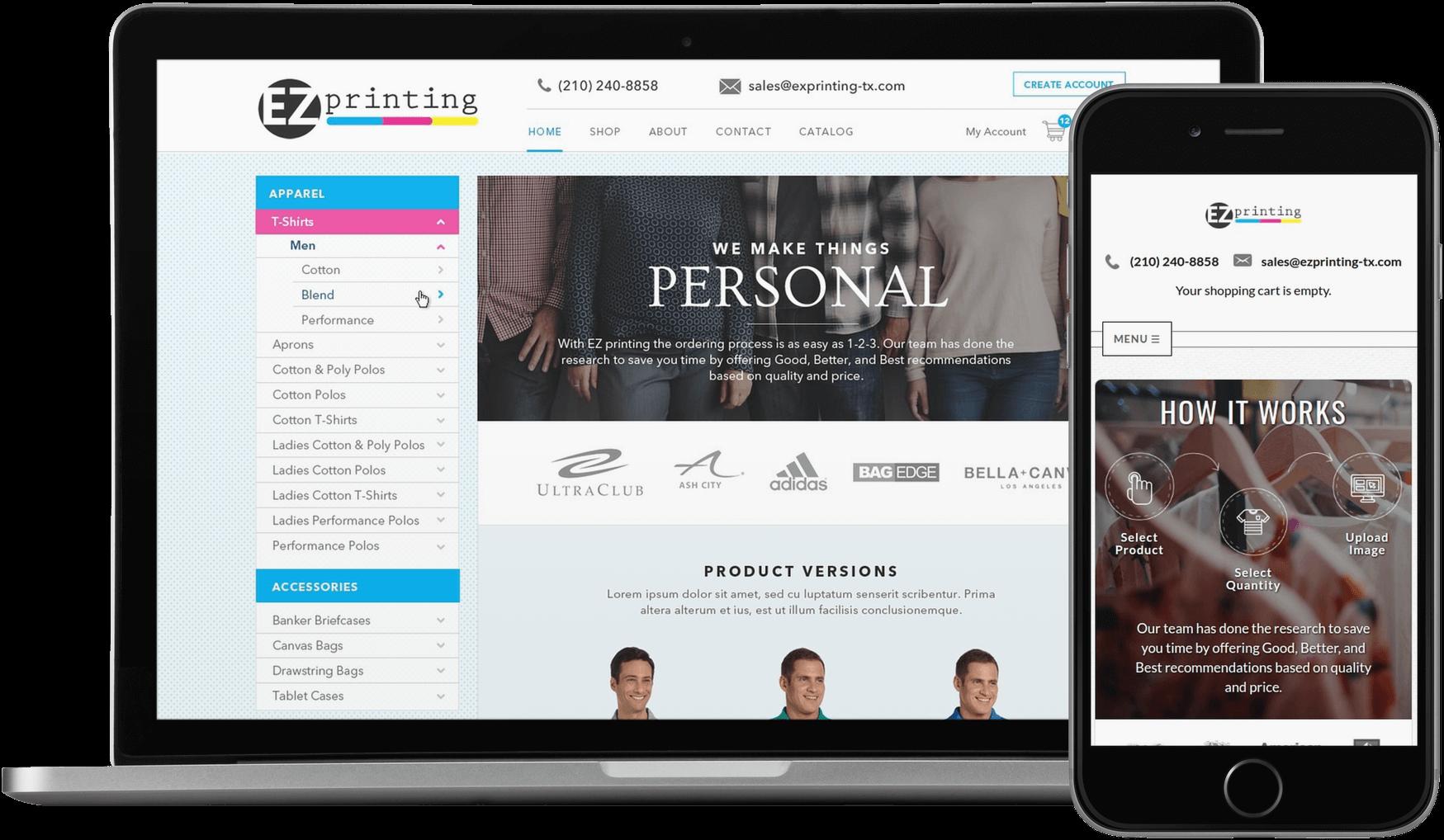 Portfolio   Gridlevel: Custom Web Design Services